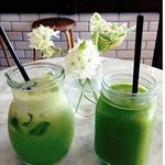 Green Smoothie & Green Juice