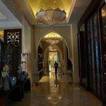 Entrance to Zest Restaurant