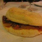 Oktopussandwich