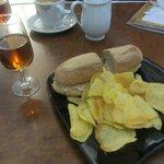 Thunpastasandwich