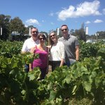 Great day in the vines!