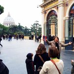 Luigi's Vatican Tour