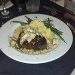 Steak... wonderful!