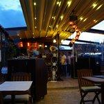 Denizaltı Cafe İç Mekan