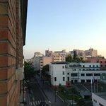 Vista desde la ventana. 5to piso.