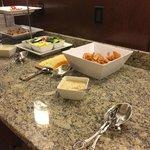 Concierge Evening snacks