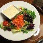 Salad Room Service