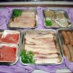 Build your own breakfast - Fresh Meats