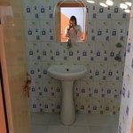 Room #1 bathroom