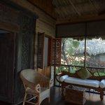 Enclosed Porch - Seaside Cottage