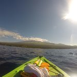 Gorgeous day on the water with Clear Kayaks Maui!!