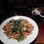 Pasta Lafayette and a Penn Seasonal