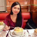 French traditional onion soup :)