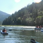 Awesome vistas on the Rogue River