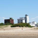 Hotel SOLMAR desde la playa