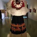 Tocado de vestido de tehuana