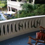 Part of Balcony Presidential Suite