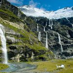 Middle Earth Waterfalls Heli Hike