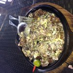 Oyter's Sisig - must try
