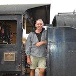 J549 locomotive at Maldon