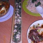 Bamboo clams