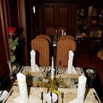 Уютный столик на 4-х