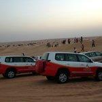 Dune Safari Vehicles
