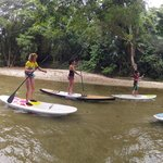 Stand Up Paddle Tours & Lessons