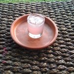 Welcome drink-Cold Ginger-