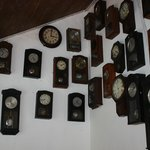 clock collection, can be set to your 'home' time if you wish