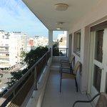 Yarden Sea Side - Balcony view