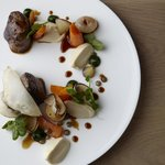 Chef Henrico Grobbelaar's 'Art on a plate'