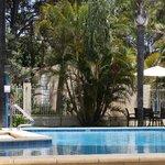 Refreshing Pool Surrounds
