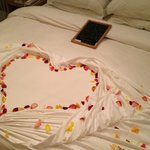 Honeymoon Decor