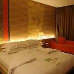 Big Room & Comfy Bed