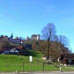Gruyeres - Castle of Gruyeres