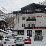 Photo de Hotel Mattmarkblick