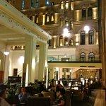 Espace détente dans le Lobby