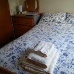 The China Blue En Suite Shower Room