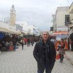 Main souk in Nabil