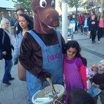 Donkey i Frederikshavn