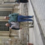 Me and Nasser my guide in Cairo