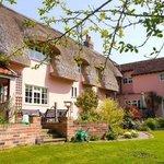 Pink Cottage & Garden