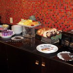Continental breakfast provided to training attendees