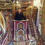 the owner Hamit Balkir