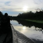 Excursion por el amazonas