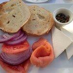 Breakfast was great!