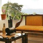 Sala de estar, Hosteria Agustin Delgado, Ibarra, Ecuador