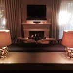 Casita Fireplace.