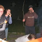 dont forget the smores